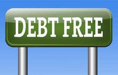 Debt-Free_32736387_s